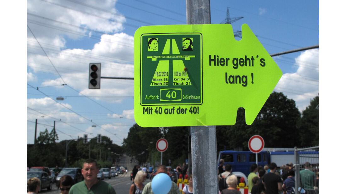 Wegweiser Still-Leben 2010