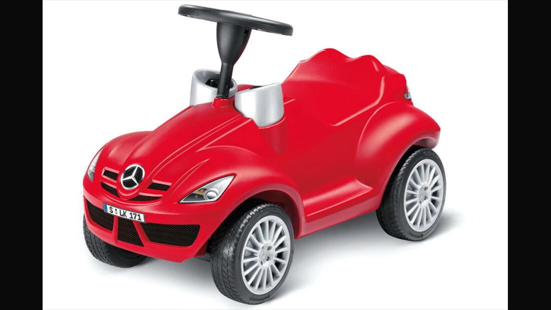 Weihnachtsgeschenke, Mercedes Bobby-Benz
