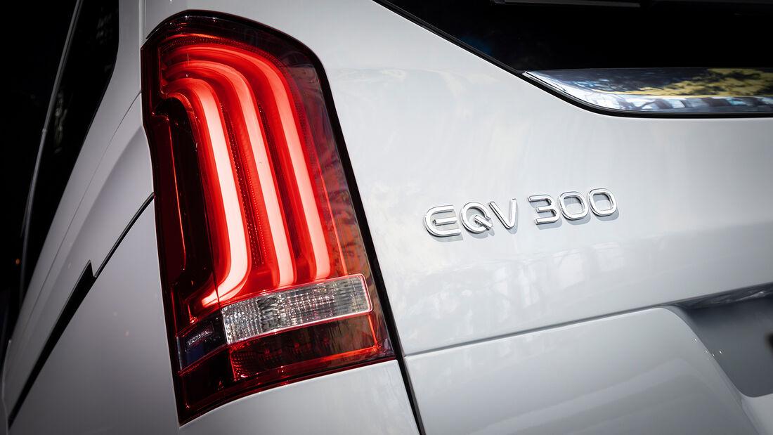 Weltpremiere Mercedes-Benz EQVWorld premiere Mercedes-Benz EQV