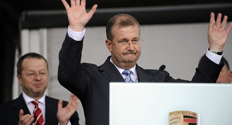 Wendelin Wiedeking Abschied