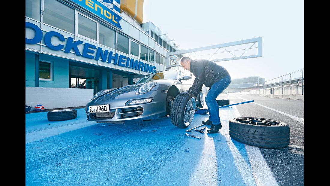 Wendland 997 Carrera S, Sportwagen, Tuning