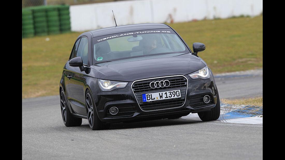 Wendland Audi A1 Front