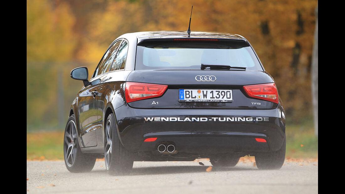 Wendland Audi A1 Heck