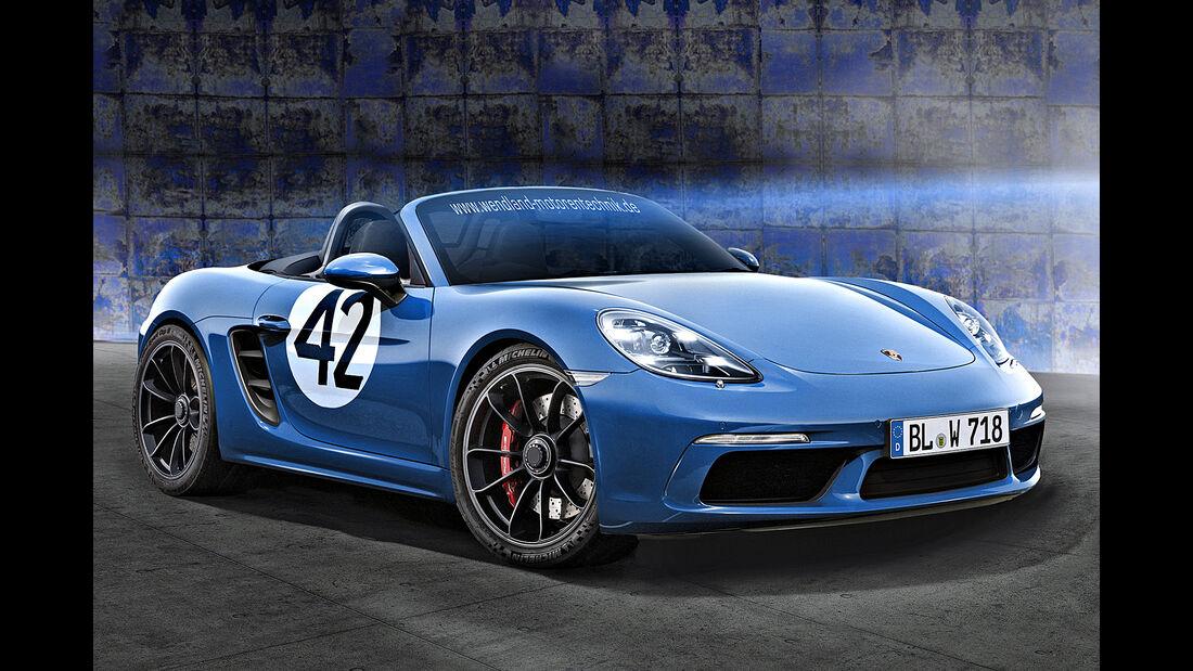 Wendland-Porsche 718 Boxter GTS