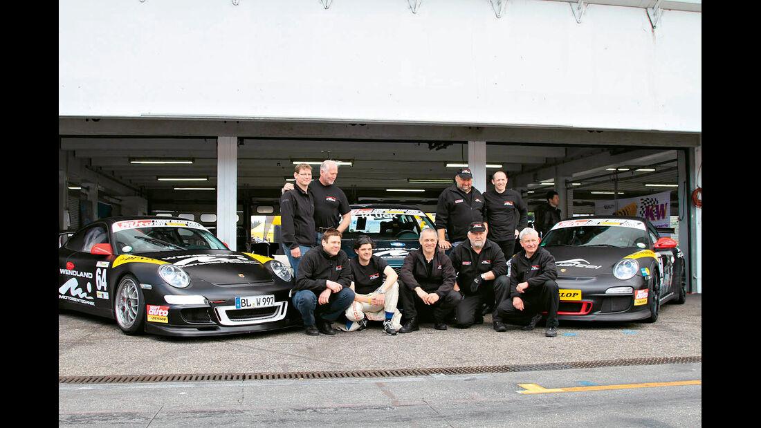 Wendland, Porsche 911 GT3