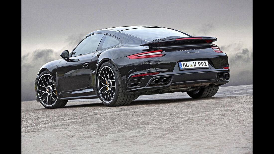 Wendland-Porsche 911 Turbo S