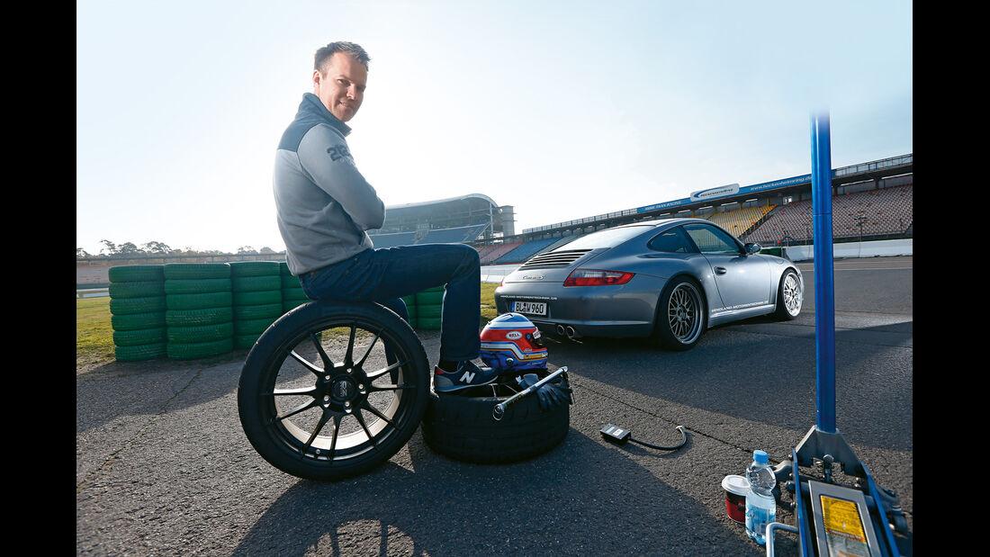 Wendland-Porsche 997 Carrera S Tuner GP Edition, Christian Gebhardt