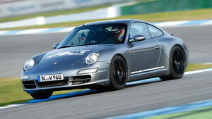 Wendland-Porsche 997 Carrera S Tuner GP Edition, Frontansicht