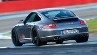 Wendland-Porsche 997 Carrera S Tuner GP Edition, Heckansicht