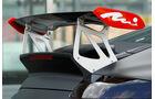 Wendland-Porsche 997 GT3 WRS 510, Hechspoiler, Detail, Heck