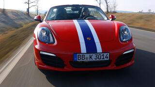 Wendland-Porsche Boxster S, Frontansicht