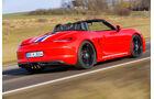 Wendland-Porsche Boxster S, Heckansicht