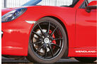 Wendland-Porsche Boxster S, Rad, Felge, Bremse