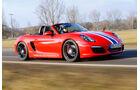 Wendland-Porsche Boxster S, Seitenansicht