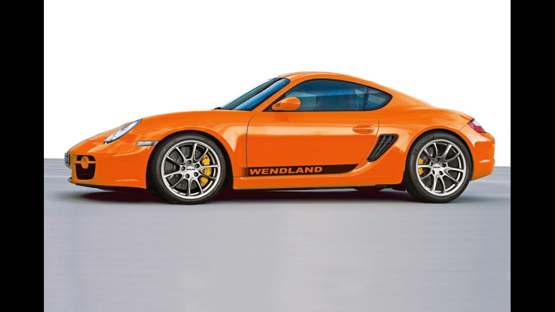 Wendland-Porsche Cayman R