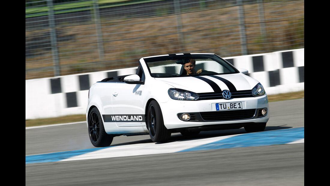 Wendland-VW Golf 1.4 TSI Cabrio