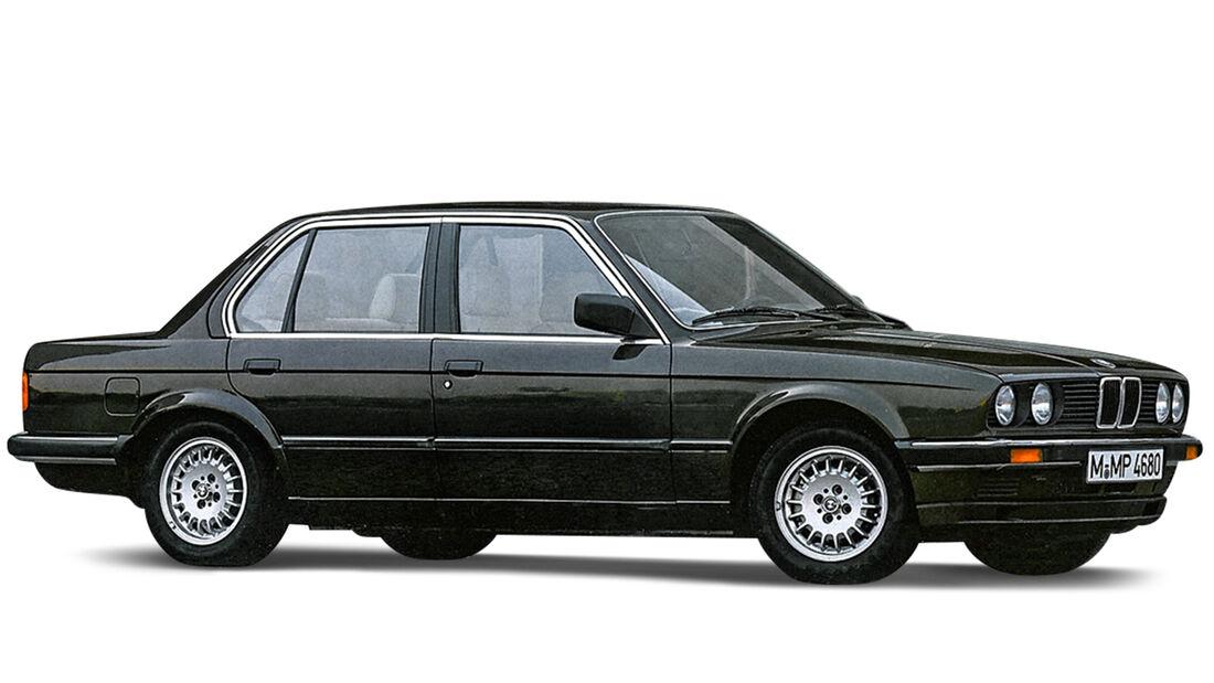 Wer fährt was Tom Beck, BMW Dreier