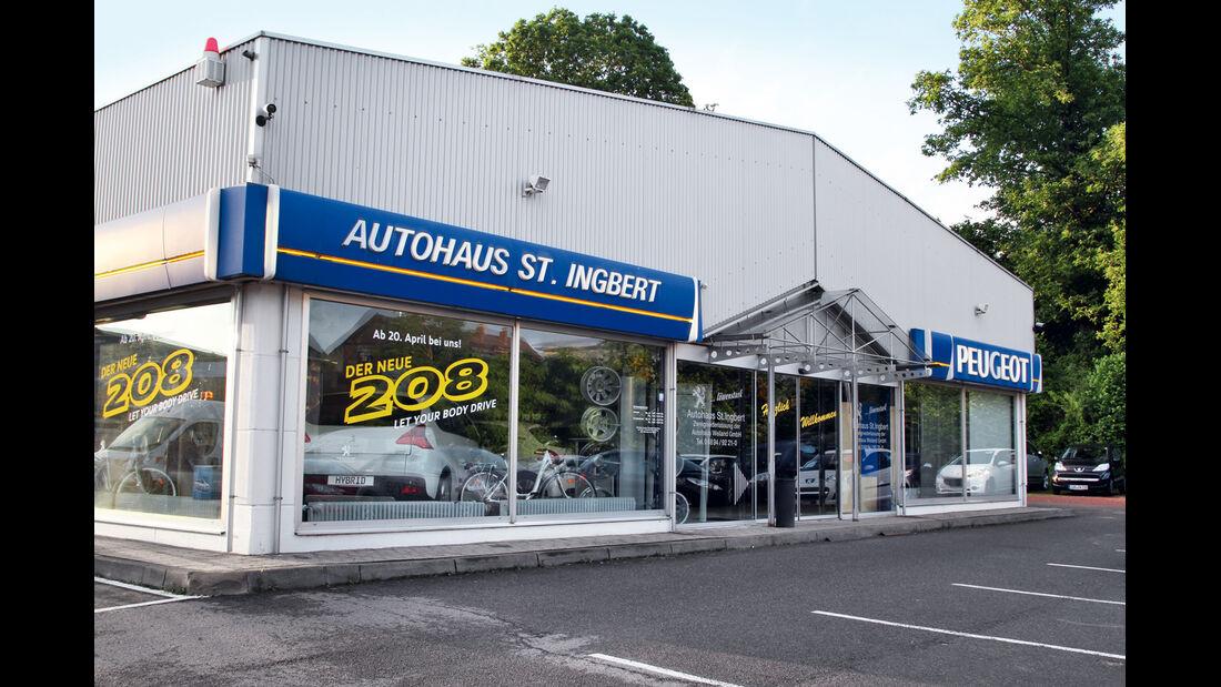 Werkstätten-Test, Autohaus Weiland GmbH