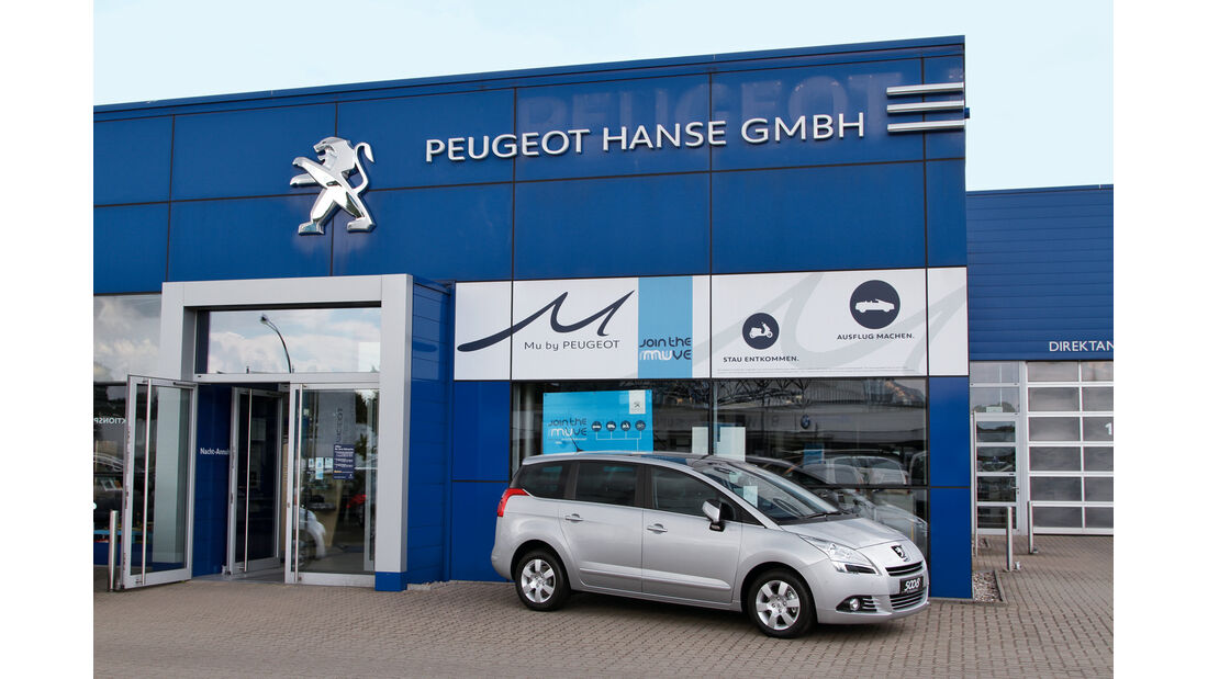 Werkstätten-Test, Peugeot Hanse GmbH