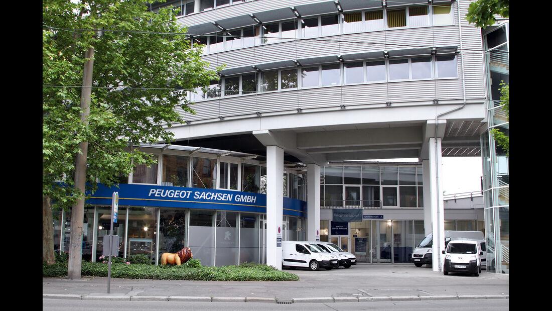 Werkstätten-Test, Peugeot Sachsen GmbH