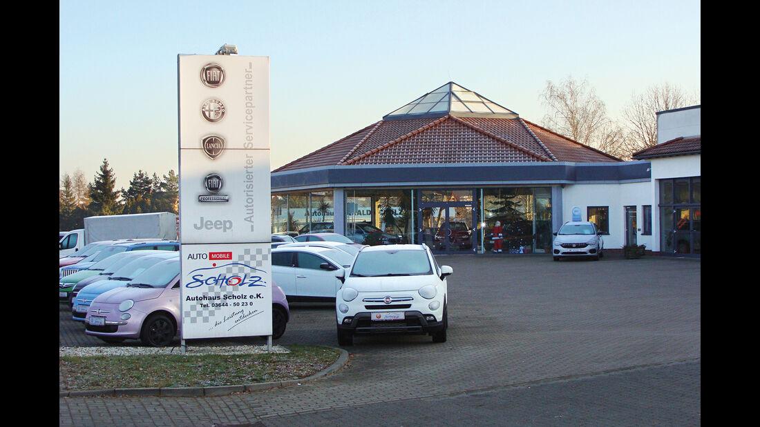 Werkstättentest, Apolda, Autohaus Scholz EK Inh. Harald