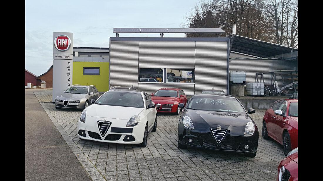 Werkstättentest, Dornhan, Autohaus Blocher OHG