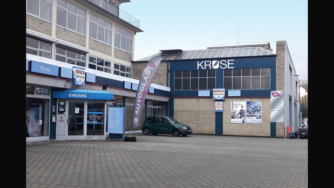 Werkstättentest, Hamburg, Bosch – Kruse Car Service GmbH