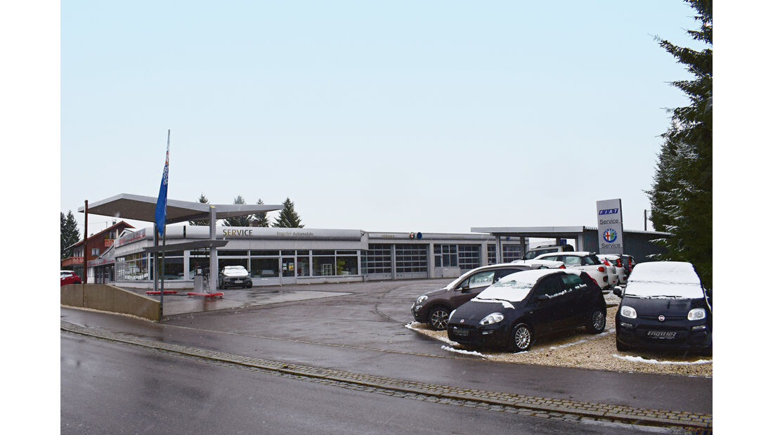 Werkstättentest, Wiggensbach, Engstler Automobile