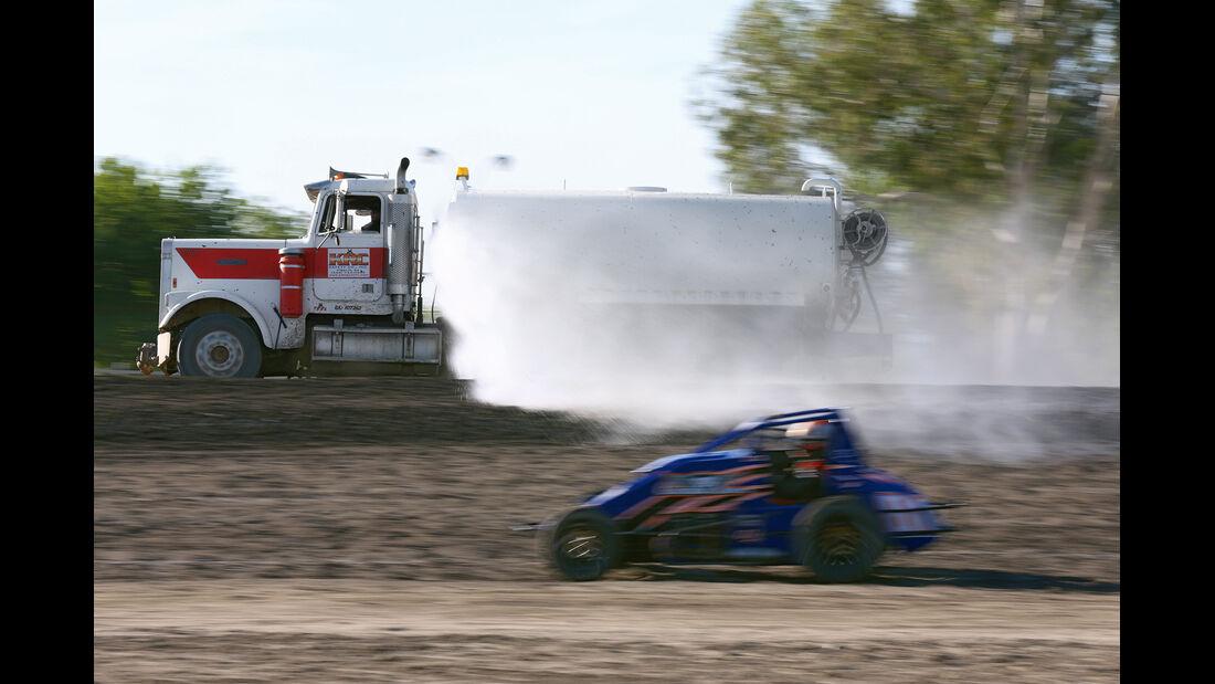 West Coast Sprint Cars, Bewässerung