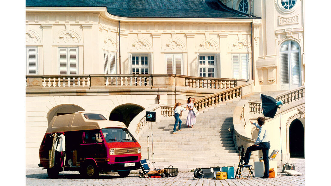 Westfalia Club Joker VW T3