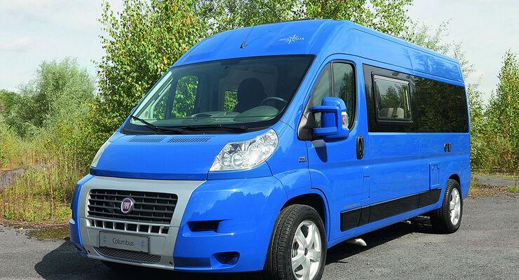 Westfalia Columbus Reisemobil