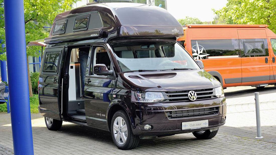 Westfalia Joker VW T5, Caravan Salon 2014