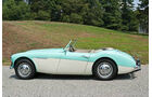 Westport 1957 Austin Healey 100-6 BN4 2+2 Roadster