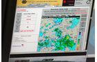 Wetter-Radar - Formel 1 - GP England - Silverstone - 7. Juli 2012