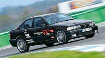 Wetterauer-BMW M3 E36 3.0, Frontansicht