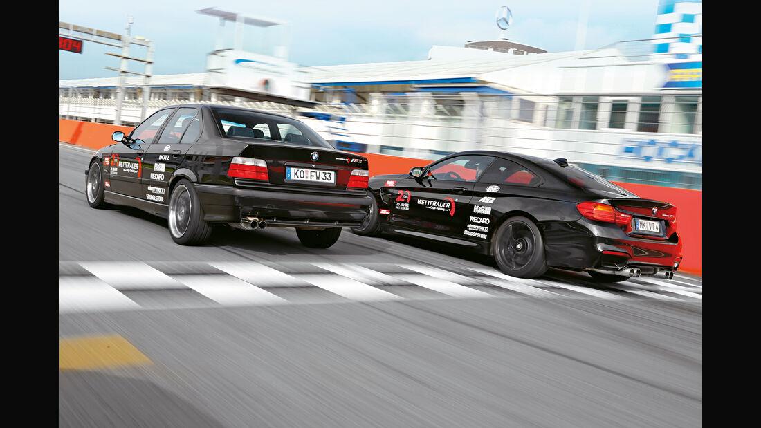 Wetterauer-BMW M3 E36 3.0, Wetterauer-BMW M4 F82,