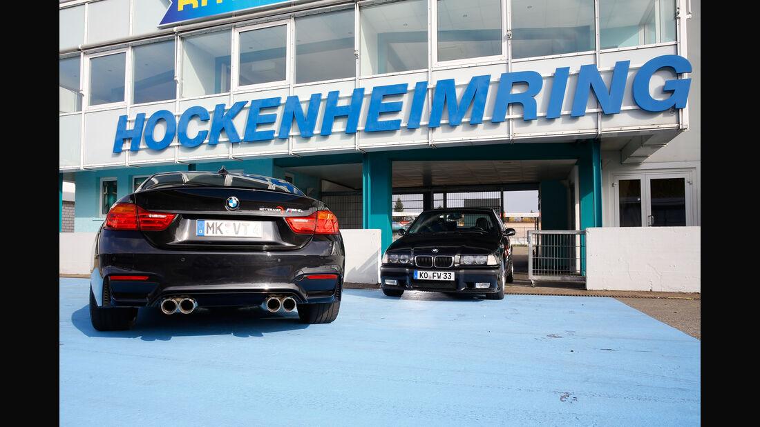 Wetterauer-BMW M3 E36 3.0, Wetterauer-BMW M4 F82, Hockenheimring