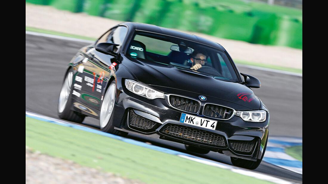 Wetterauer-BMW M4 F82, Frontansicht