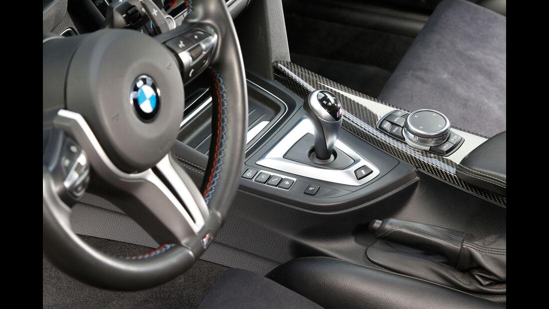 Wetterauer-BMW M4 F82, Mittelkonsole