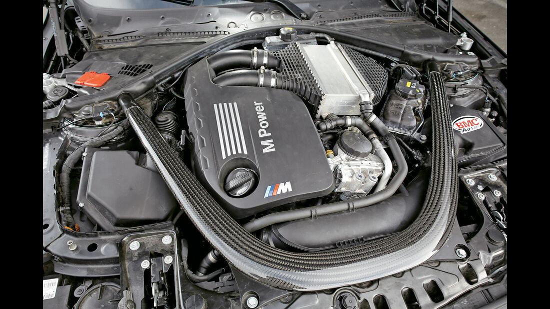 Wetterauer-BMW M4 F82, Motor