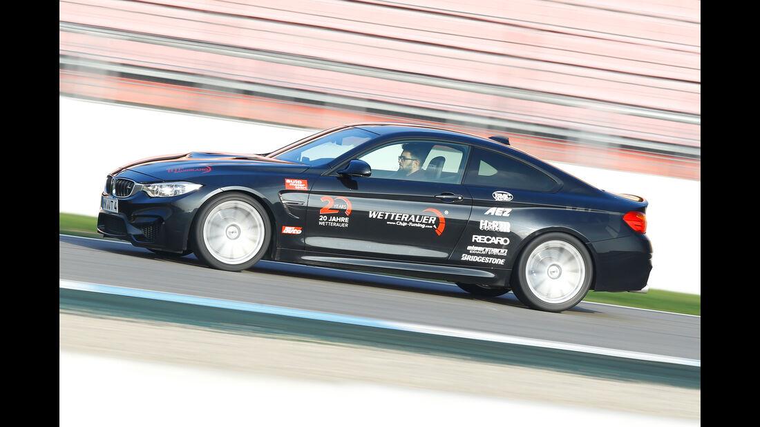 Wetterauer-BMW M4 F82, Seitenansicht