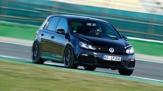 Wetterauer-VW Golf R, Front