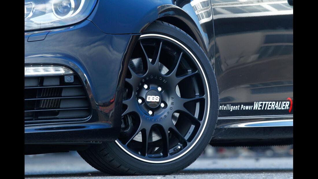 Wetterauer-VW Golf R, Rad, Felge