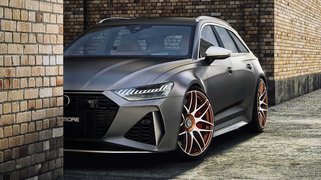 Wheelsandmore Audi RS6 8