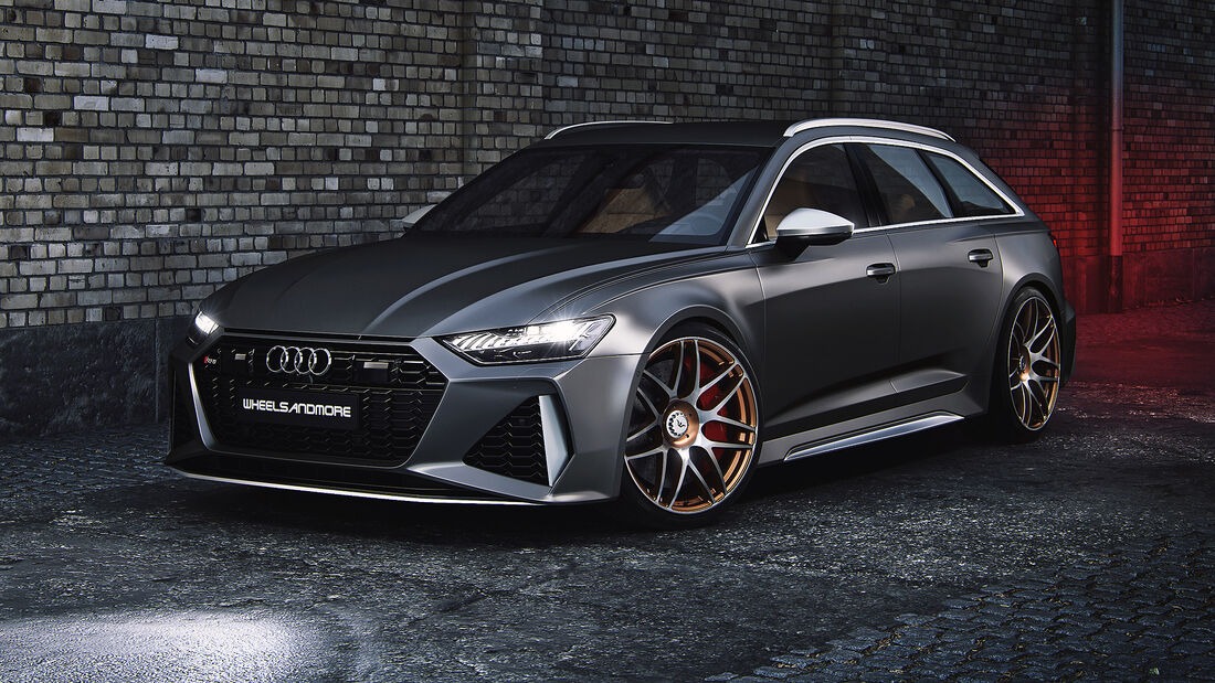 Wheelsandmore Audi RS6 C8