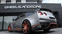 "Wheelsandmore Nissan GT-R Tuning Project ""CrankZilla"""