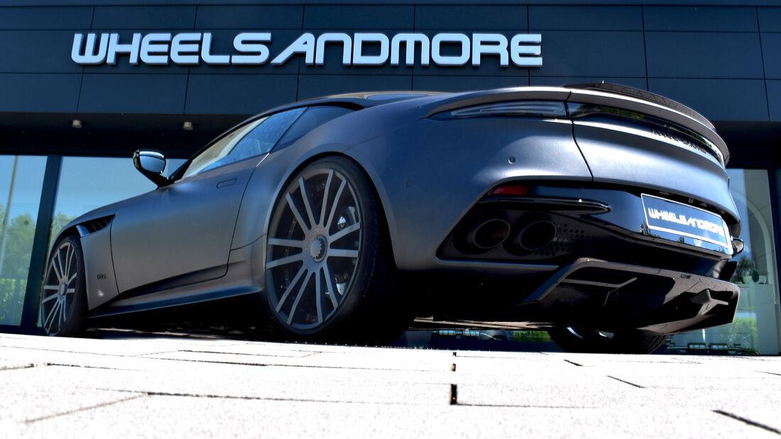 Wheelsandmore Tuning Aston Martin DBS Superleggera
