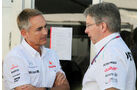 Whitmarsh & Brawn - Formel 1 - GP Kanada - 10. Juni 2012