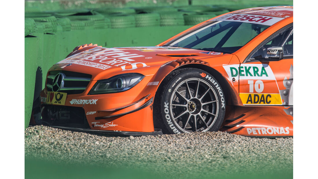 Wickens - Danis DTM Bilderkiste 2013