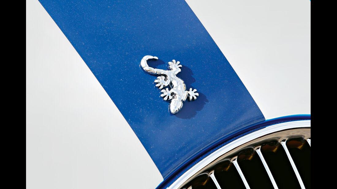Wiesmann, Emblem, Gecko